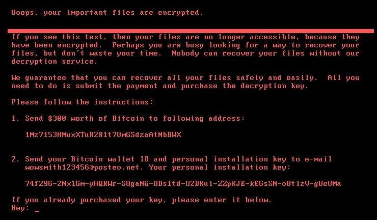 ¿Por qué el virus Petya es mucho peor que WannaCry?