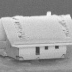 Construyen la casa más pequeña del mundo