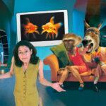 Consultorio sexual en el zoo
