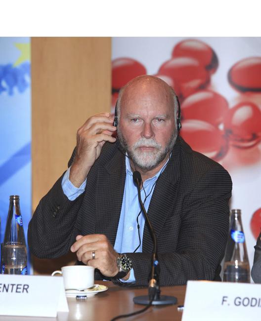 Craig Venter en Barcelona