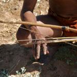 Crean un anticonceptivo masculino a partir de flechas envenenadas