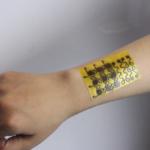 """Crean una """"piel"""" electronica, reciclable y autorreparable"""