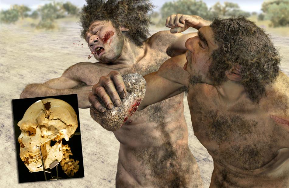 Crimen prehistórico en Atapuerca