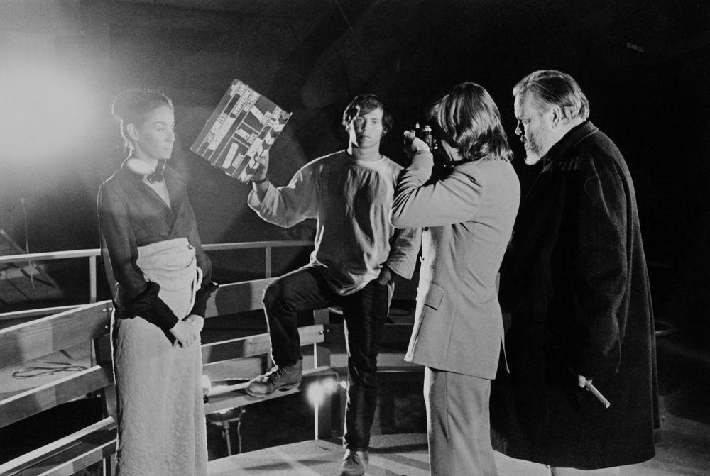 Crowdfunding para salvar la película inédita de Orson Welles