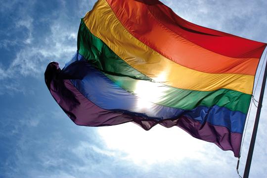 ¿Cuándo se ondeó la bandera gay por primera vez?