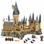 ¿Cuántas piezas de Lego tiene la esperada réplica del Castillo de Howarts de Harry Potter?