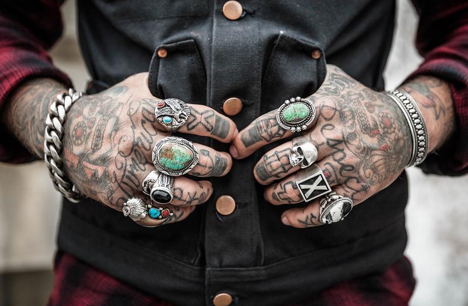 Cuidado con los tatuajes