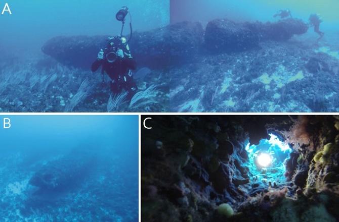Descubierta una Stonehenge submarina