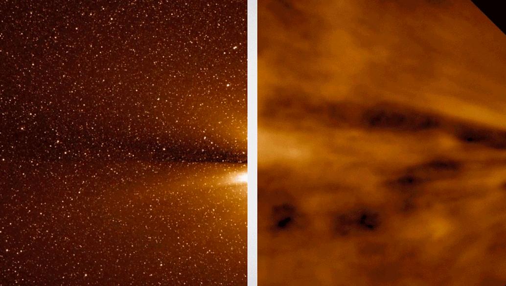 Descubren dónde nacen los vientos solares