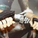 Descubren dos guantes de boxeo romanos