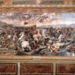 Descubren en el Vaticano dos figuras femeninas pintadas por Rafael