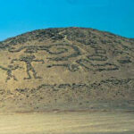 Descubren en Perú 50 dibujos más antiguos que las líneas de Nazca