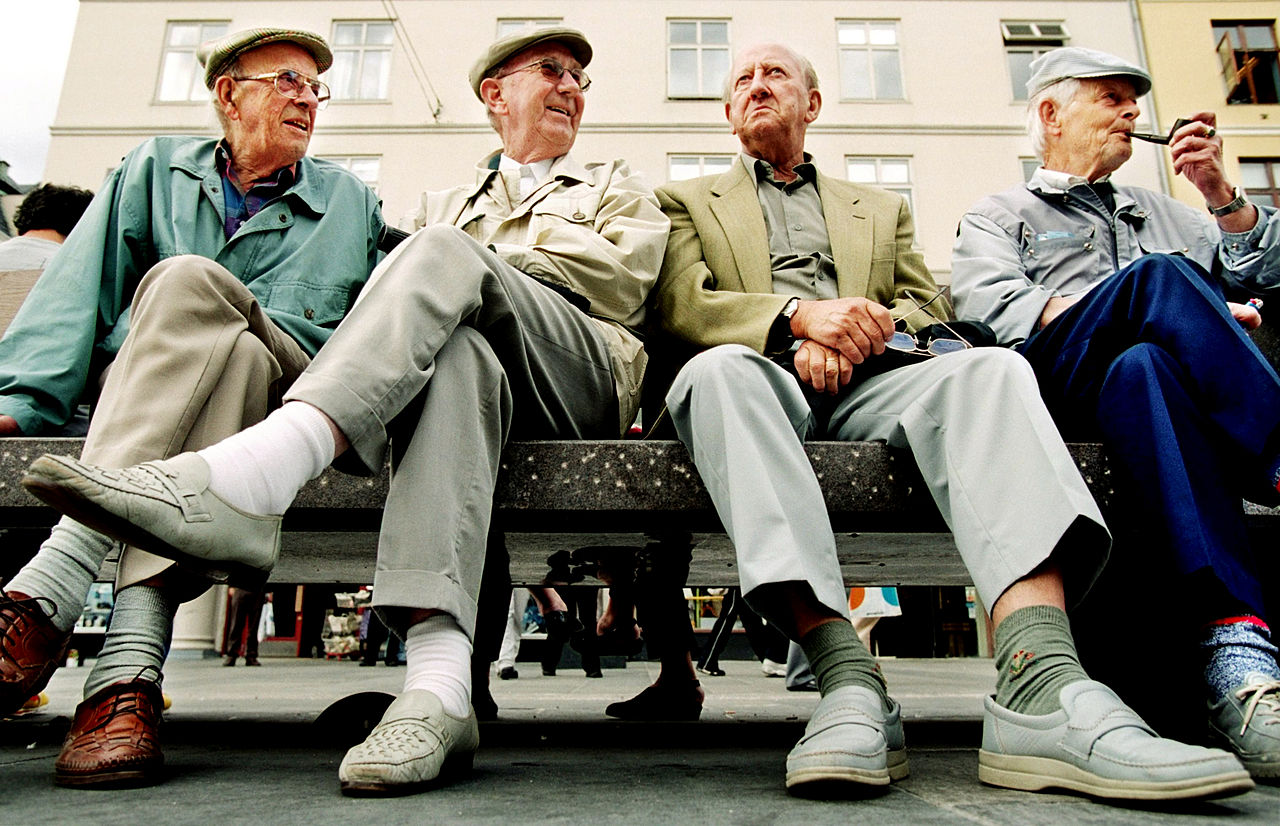 Descubren las neuronas que controlan el envejecimiento