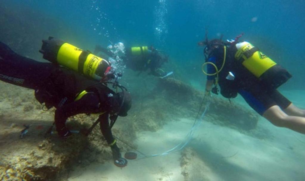 Descubren las ruinas de una mítica ciudad cartaginesa destruída por un tsunami