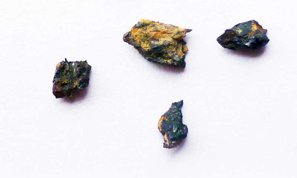 Descubren que la misteriosa piedra de Hipatia está llena de diamantes y es anterior al Sol