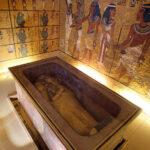 Descubren que no hay ninguna estancia secreta en la tumba de Tutankamón