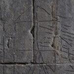 Descubren un grafiti que Isaac Newton pintó cuando era niño
