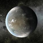 Descubren una atmósfera primitiva en un exoplaneta
