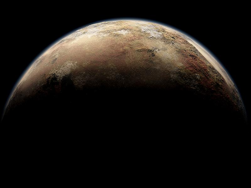 Después de 9 años, llegamos a Plutón