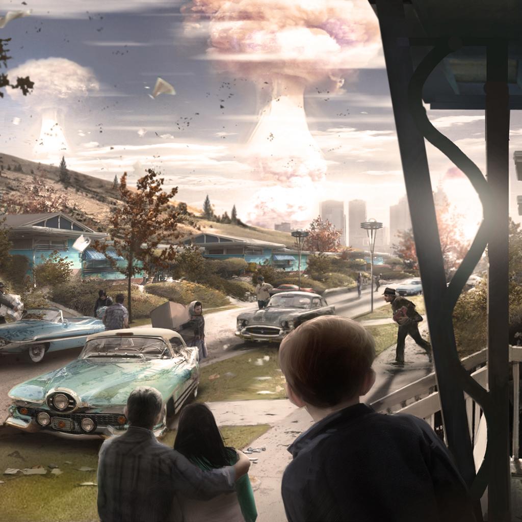 Después de la bomba