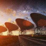 Detectan 72 misteriosas señales de radio que se repiten desde una galaxia lejana