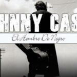 Disco de Johnny Cash 'El hombre de negro'