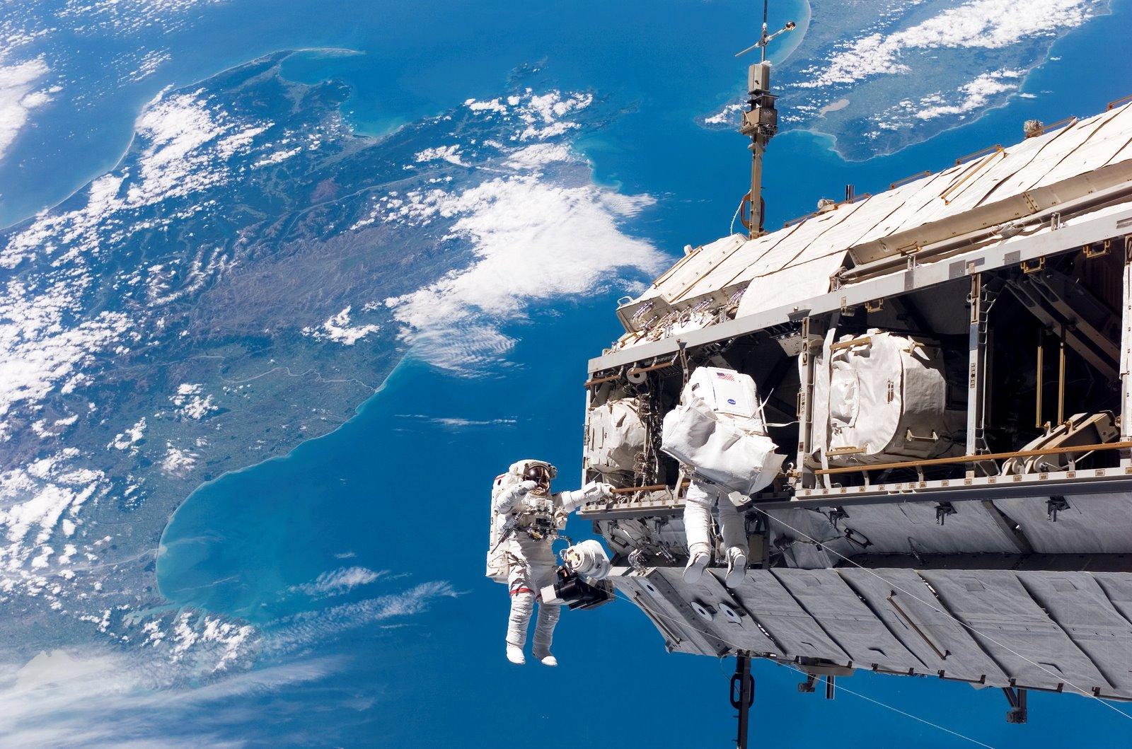 ¿Dónde está la ISS?