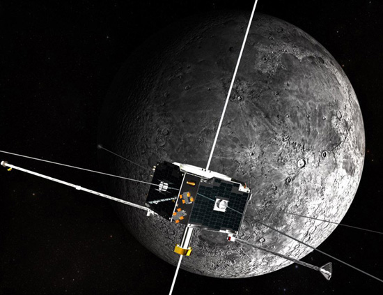 Dos espías para la Luna