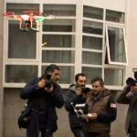 Drones para Rosario Porto… y para los telediarios