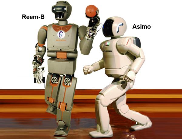Duelo robótico