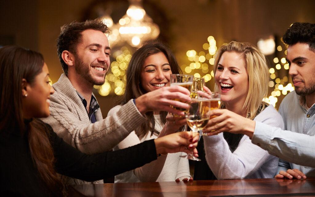 ¿El alcohol te ayuda a hablar otro idioma?