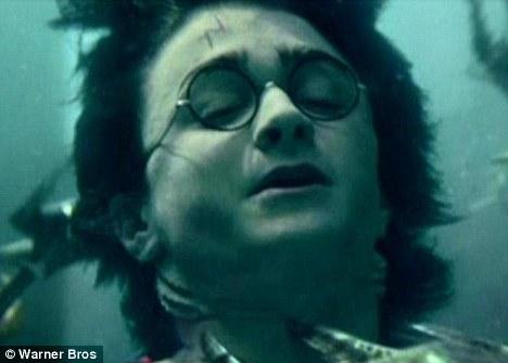 El alga de Harry Potter