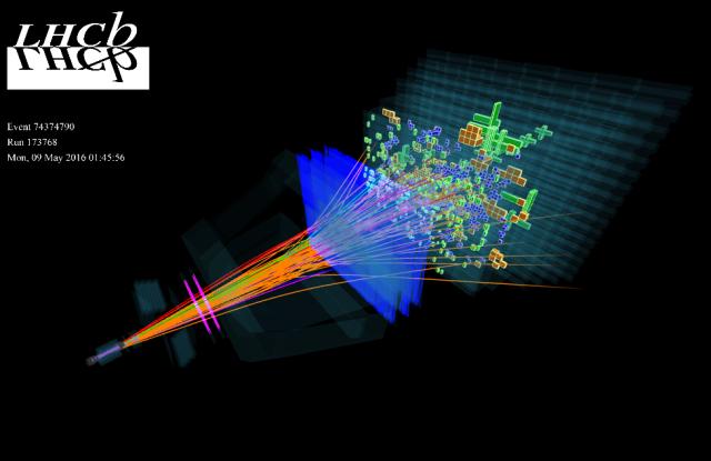 El CERN descubre 5 nuevas partículas, en un solo estudio