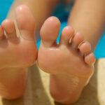 El dedo gordo del pie evolucionó más tarde que el resto