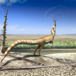 El dinosaurio que sabía camuflarse