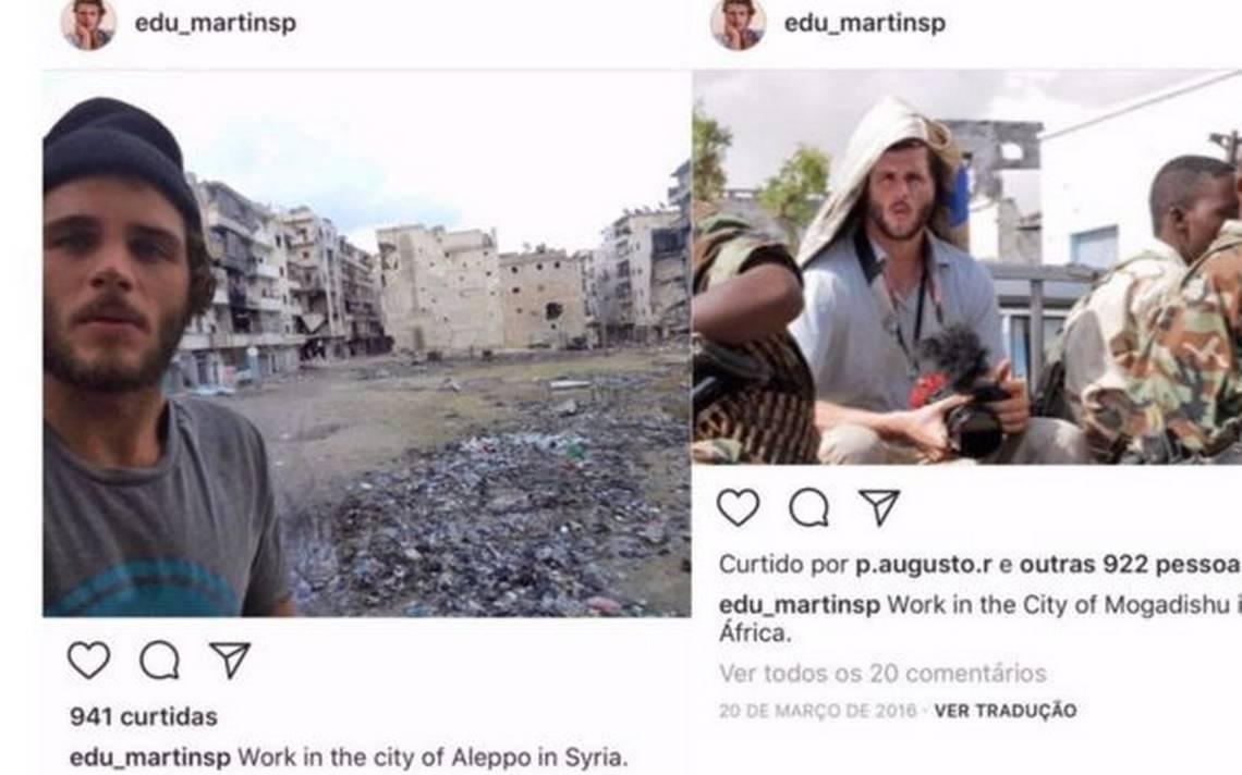 El falso fotógrafo de Naciones Unidas que engañó al mundo entero