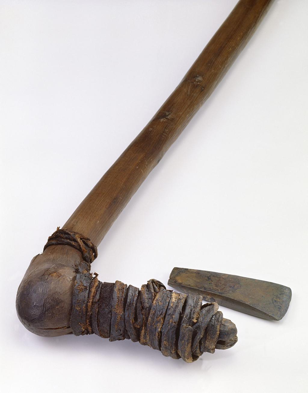 El hombre de Ötzi murió a cientos de kilómetros de su hogar