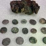 El hombre decapitado por una piedra en Pompeya escondía un pequeño tesoro