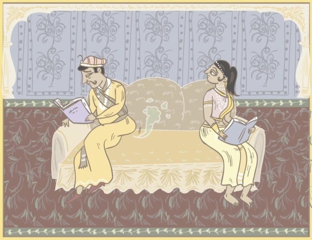 El Kama Sutra del matrimonio
