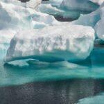 El lecho marino se hunde por el deshielo de los glaciares