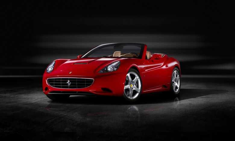 El nuevo Ferrari California