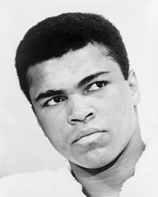 Detectan signos de Parkinson en Mohamed Ali antes de que fuera diagnosticado