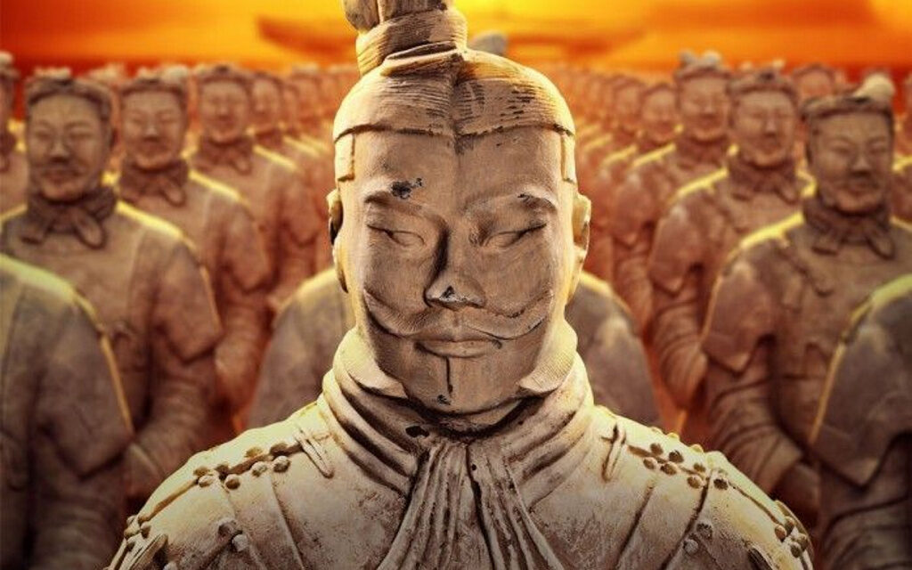 El primer emperador de China ordenó buscar un elixir de la vida eterna