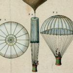 El primer salto en paracaídas de la historia no se realizó desde un avión (ni con un paracaídas)