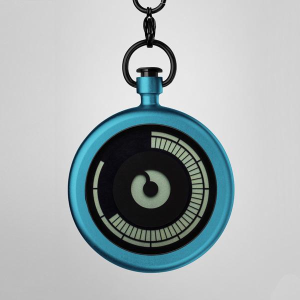 El reloj vuelve al bolsillo