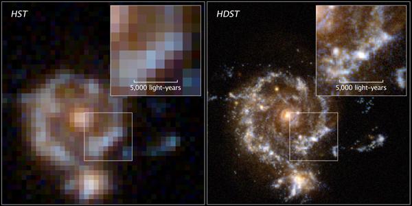 El Super Hubble