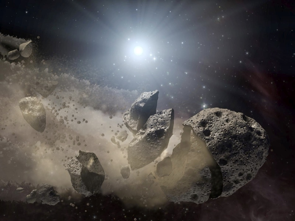 El asteroide matadinosaurios