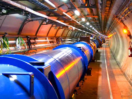 El LHC ya hace 'big bangs'