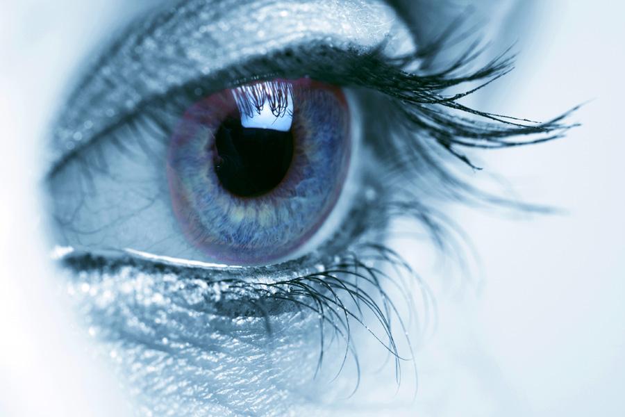 El ojo lee el futuro