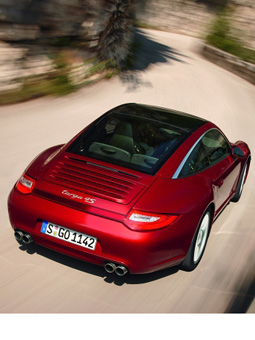 El Porsche Targa se renueva